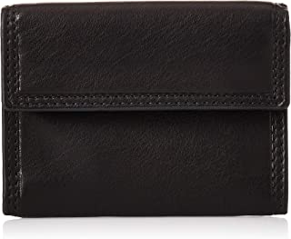 Fossil Men's Ness Black Wallet - ML4167001