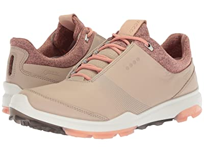 ECCO Golf Biom Hybrid 3 GTX (Oyster/Muted Clay) Women
