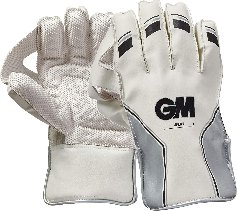 GM 606 Kids '2018 Wicket Keeping Handschuhe, Handschuhe, Handschuhe, Silber, one Größe B075NQ7KYP  Zart 99a4e1