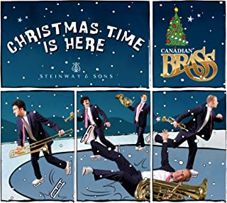 Have Yourself a Merry Little Christmas (arr. L. Henderson for brass quintet and percussion)