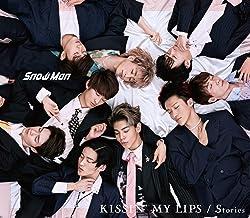 KISSIN' MY LIPS/ Stories(CD+DVD)(初回盤A)