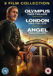 3 Film Collection - Olympus/London/Angel Has Fallen DVD