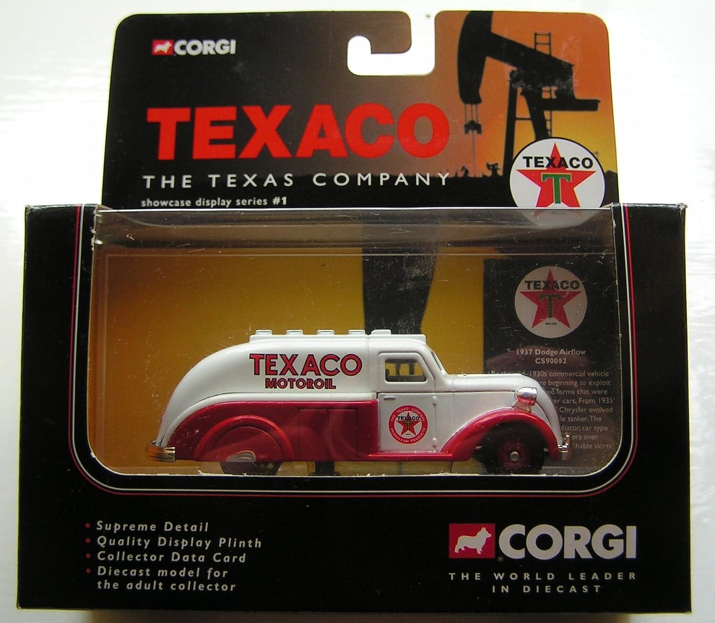 Corgi CS90002 Corgi Texaco Motor Oil Dodge Airflow