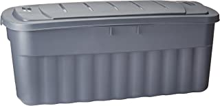 Rubbermaid Roughneck Storage Box, 50-Gallon, Grey (FG2550CPCYLND)