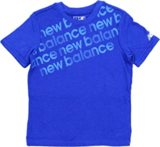 New Balance Boys' Short Sleeve Graphic Tee