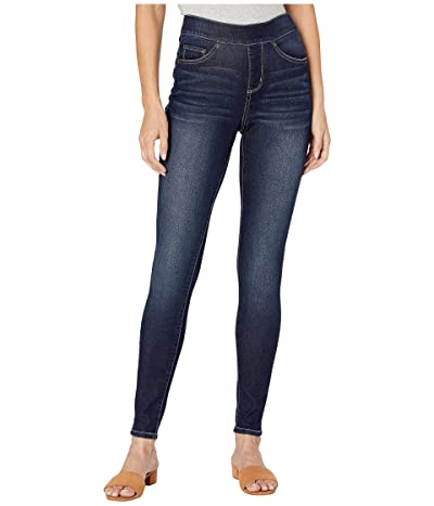 Jag Jeans Maya Skinny Pull-On Jeans in Deluxe Denim (Baltic Blue) Women