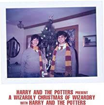 A Wizardly Christmas of Wizardry