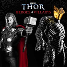 Thor: Heroes & Villains (Disney Storybook (eBook))
