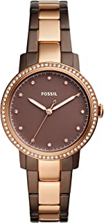 Fossil Women's 'Neely' Quartz Stainless Steel Casual Watch