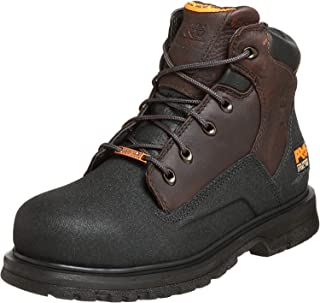 Timberland PRO Men's 47001 Power Welt Waterproof Steel-Toe Boot