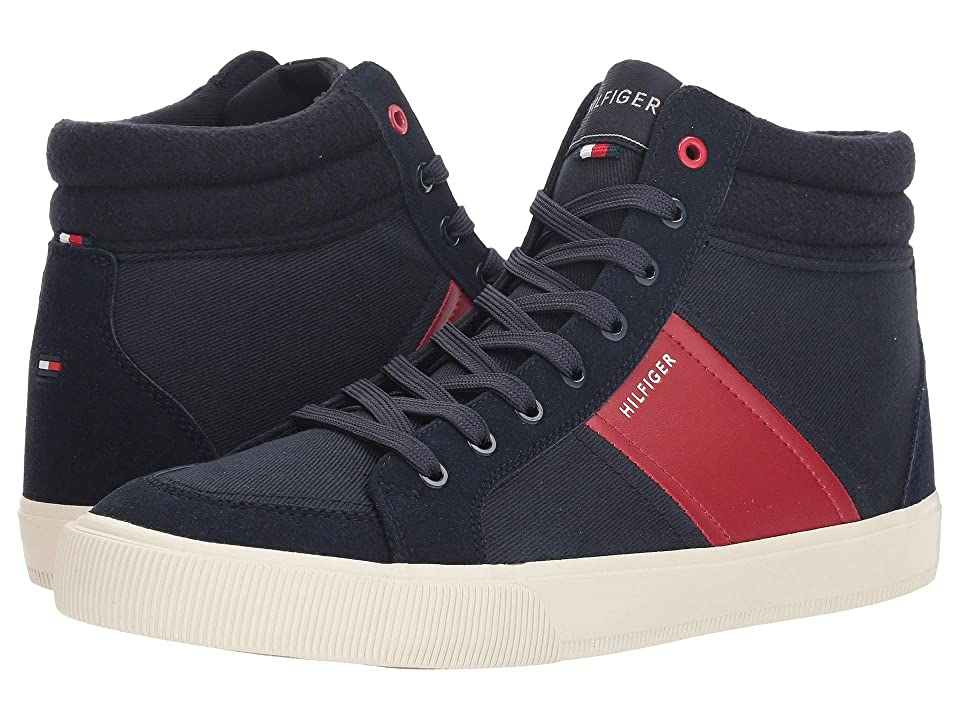 Tommy Hilfiger Pearson (Navy/Chili Pepper) Men