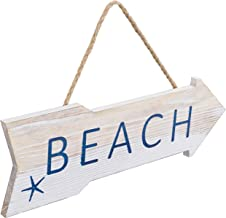 Amazon Com Beach Arrow Sign