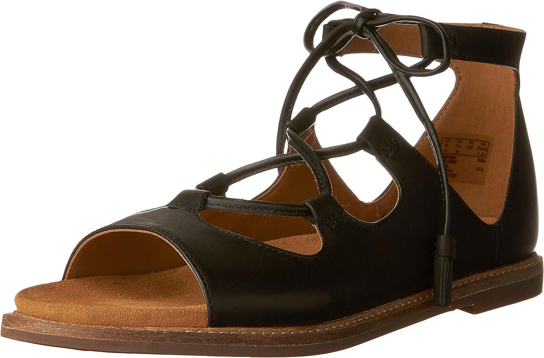 Clarks Women's Corsio Dallas Flat Sandals