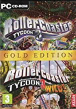 RollerCoaster Tycoon 3 Gold Edition (Netherlands)