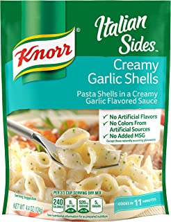 garlic shells