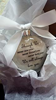 Best miscarriage christmas ornament Reviews