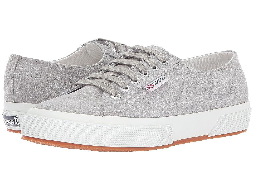 Superga 2750 SueU Sneaker (Grey Sage) Women