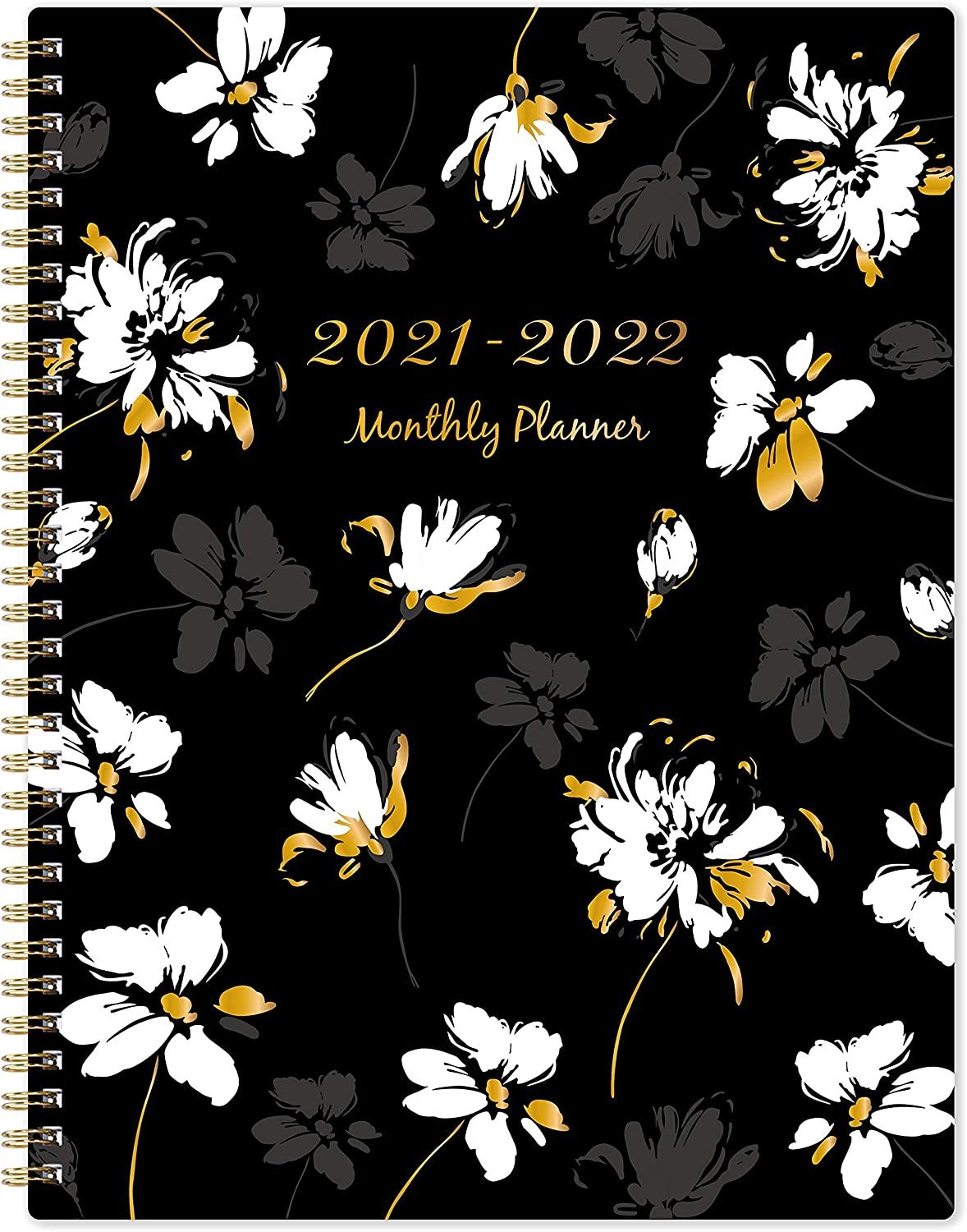 Wholesale 2021-2022 Monthly Planner - Max 74% OFF Tabs Double with 18-Month