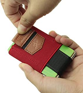 MakakaOnTheRun® Slim Wallet