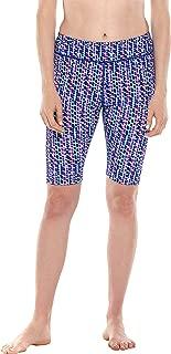 Coolibar UPF 50+ Women's Deep Water Swim Shorts - Sun Protective