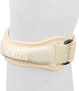 Patella Knee Strap Support Stabilizer & Plus Size Jumpers Knee Band - Best Patella Tendon Strap for Osgood Schlatter, Running, Kids, Patellar Tendonitis, Meniscus Tear, Women, Men, Youth, Kids