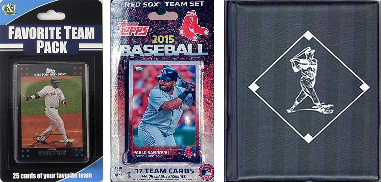 MLB Boston Red Sox Men's Licensed Favori Set 2015 and Nashville-Davidson Mall Topps Selling rankings Team