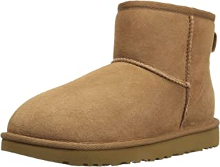 BOTTES ugg Classic Basse II Orange