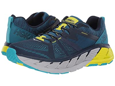 Hoka One One Gaviota 2 (Black Iris/Seaport) Men