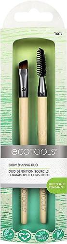 EcoTools Brow Shaping Duo Brush Set