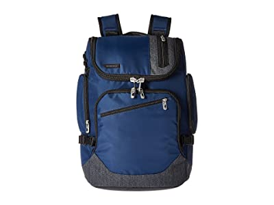 Briggs & Riley BRX Excursion Backpack (Blue) Backpack Bags