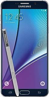 Samsung Galaxy Note 5, Black Sapphire 64GB (AT&T)