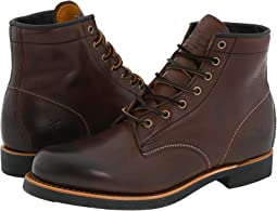 Dark Brown Full Grain Leather