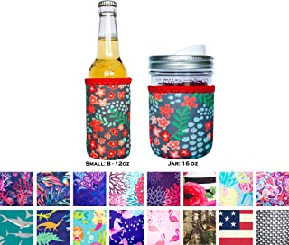 Best mason jar koozies Reviews