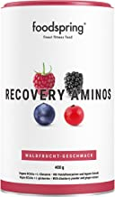 foodspring Recovery Aminos 400g Wild Berries Clean Post-Workout Drink with Plant-Based BCAAs Estimated Price : £ 29,99