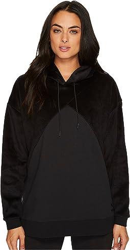 PUMA - Fabric Block Oversized Hoodie