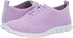 Lavender Wool Knit/Ivory