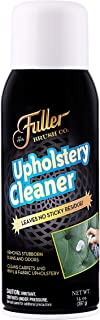 Fuller Brush Upholstery Cleaner - Professional Carpet & Upholstered Furniture Cleaning Spray & Deodorizer - Multi Surface Odor & Stain Remover For Outdoor Couches, Car Seats & Boat