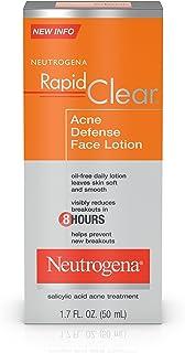 Neutrogena Rapid Clear 系列 对抗痤 面部乳?#28023;?.7 盎司(3 包装) Neutrogena Rapid Clear 系列 对抗痤 面部乳?#28023;?.7 盎司(3 包装)