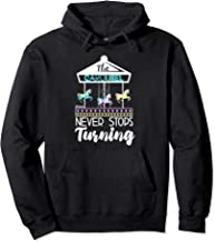 Grey's Anatomy The Carousel Never Stops Turning Hoodie
