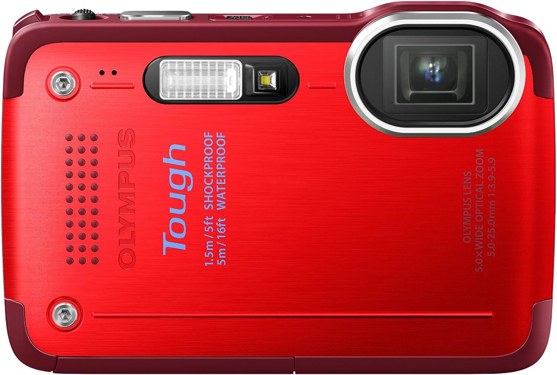 Olympus Stylus TG-630 iHS Genuine Free Shipping Digital Camera 5x Popular Zoom an Optical with