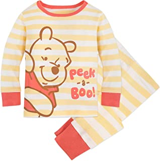 Disney Winnie The Pooh PJ PALS for Baby Size 18-24 MO Multi