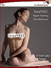 Art Models IrinaV022: Figure Drawing Pose Reference (Art Models Poses) (English Edition)