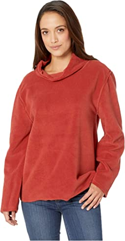 Aspen Fleece Drop Shoulder Pullover