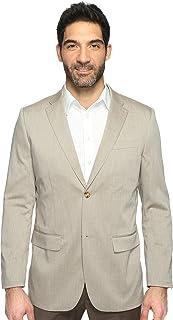 Men's Heather Twill Stretch Suit Jacket