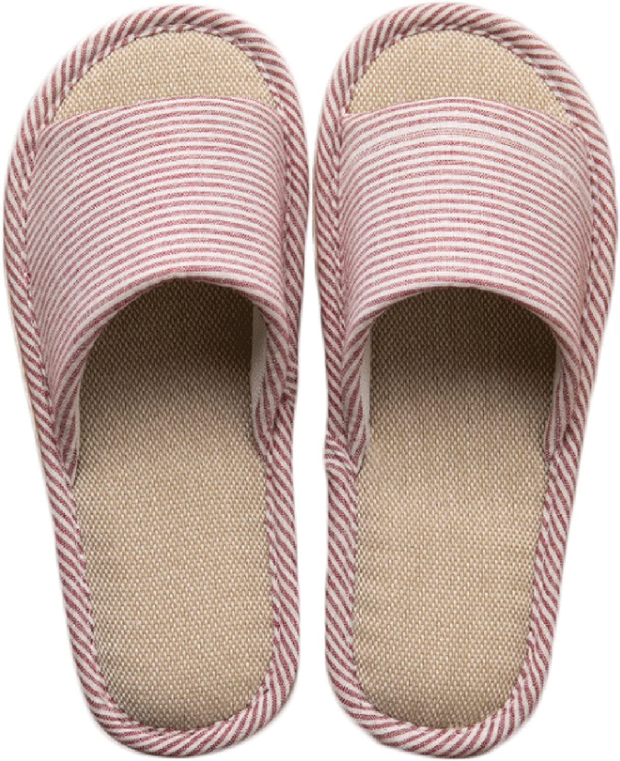 At the price of surprise LYMMC House Slippers Women's and Max 45% OFF Slippe Men's Causal Soft Cotton
