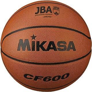 ミカサバスケットボール 検定球6号 人工皮革 CF600