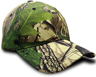 Unisex Quick Dry Camouflage Cap with Adjustable Fit