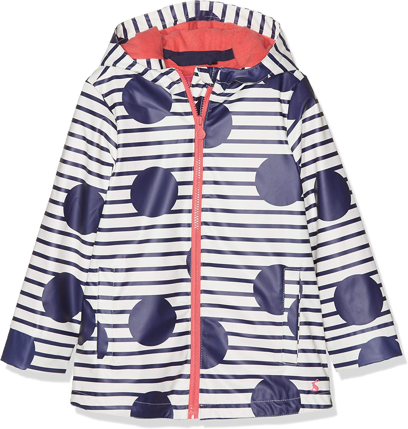 Joules Waterproof Rubber Coat  Yellow Floral