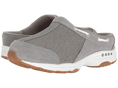 Easy Spirit Travelport 23 (Grey/Grey Suede) Women