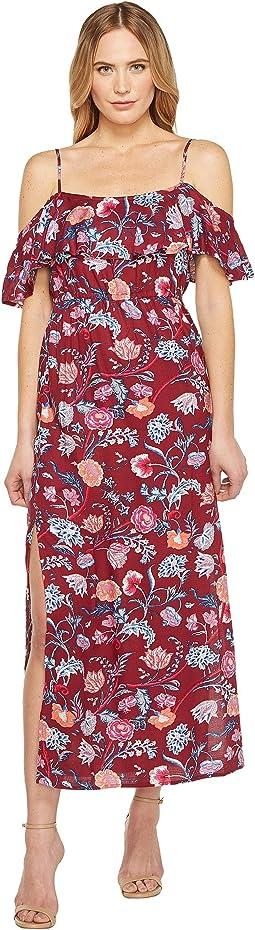 Lucky Brand - Floral Maxi Dress
